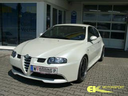 ALFA 147 GTA SUPERSPRINT-FÄCHERKRÜMMER