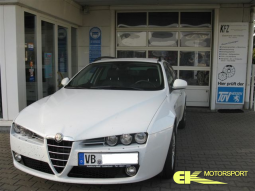 Alfa 159 1.9 JTDM 16V 193 PS 408 Nm