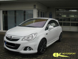 OPEL CORSA OPC Nürburgring Phase 2