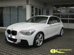 BMW 1er 116i  M Performance mit H&R Federn