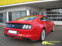 Ford Mustang 2.3 L 16V EcoBoost, Sportauspuff