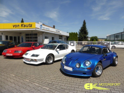 Alpine V6 Turbo, A 310 S , A 110 Gruppe 4